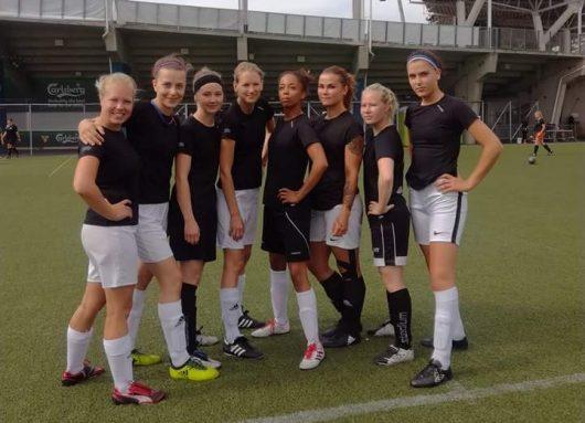 KMPP Naiset - Jalkapallojoukkue - Helsinki