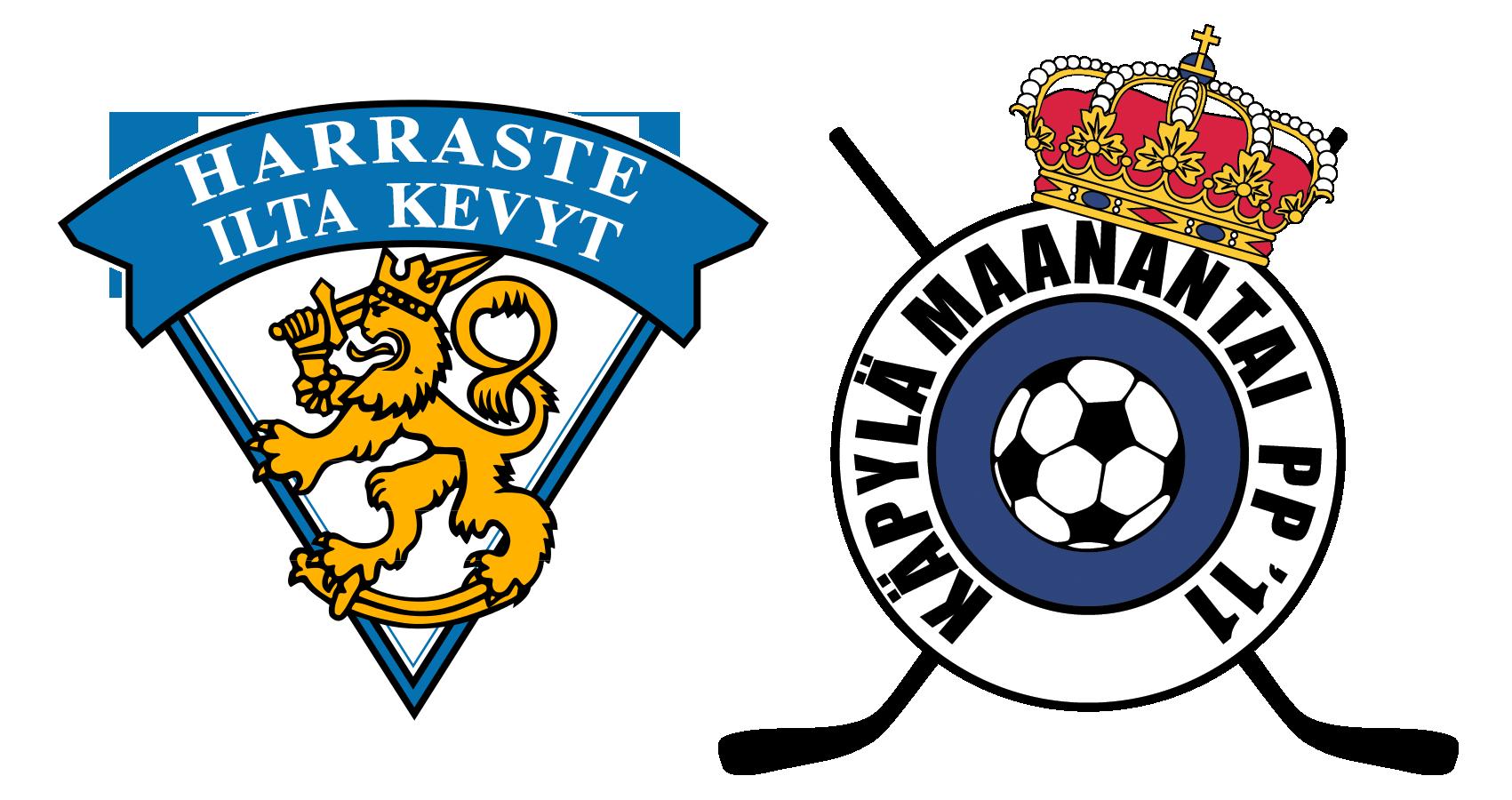 Käpylä Maanantai PHC pelaa kaudella 2015–16 Harraste Ilta Kevyt -sarjan voitosta