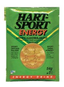 Suomen vanhin urheilujuoma, joka on alun perin kehitetty 80-luvulla Hartwallin johdolla yhteistyössä maailman johtavien suomalaisten urheilulääkäreiden johdolla.