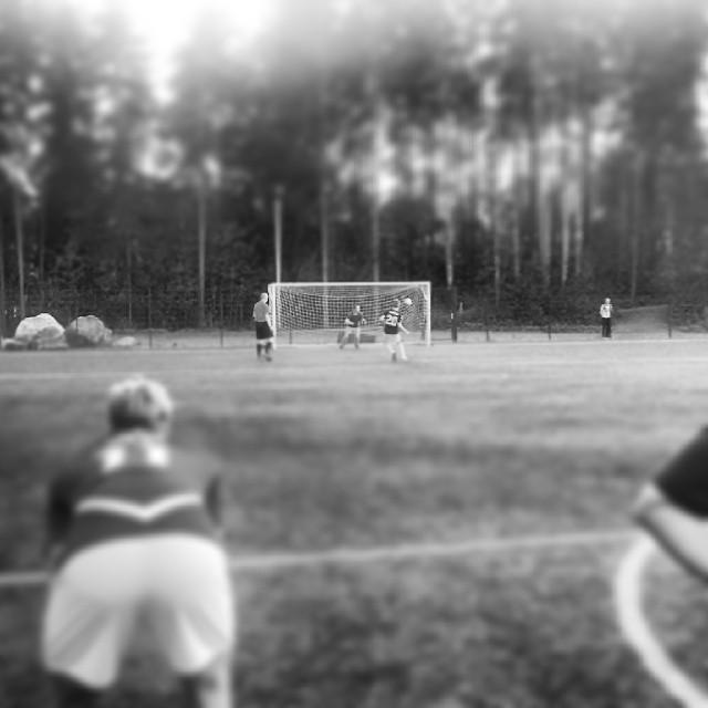 Jalkapalloilun musta päivä