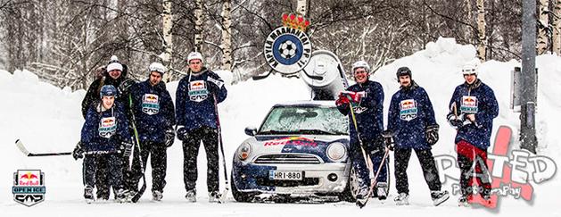 Käpylä Maanantai PP'11 RedBull Open Ice -turnauksessa